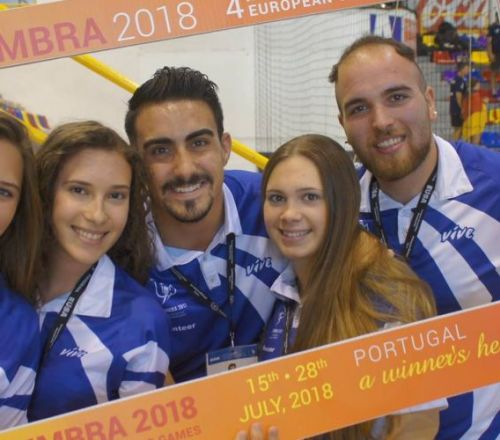 Big interest for the European Universities Games 2018